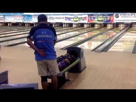 "WILSON HERNANDEZ ROLLED PERFECT ""300"" GAME!"