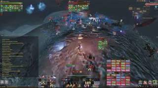 Archeage 4.0 Rubicon. Левиафан 04/01/2018 Война миров Z (Оно же царь горы)