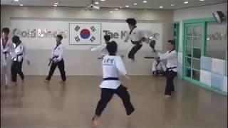 các đòn đá trong taekwondo..... từ cơ bản đến nâng cao