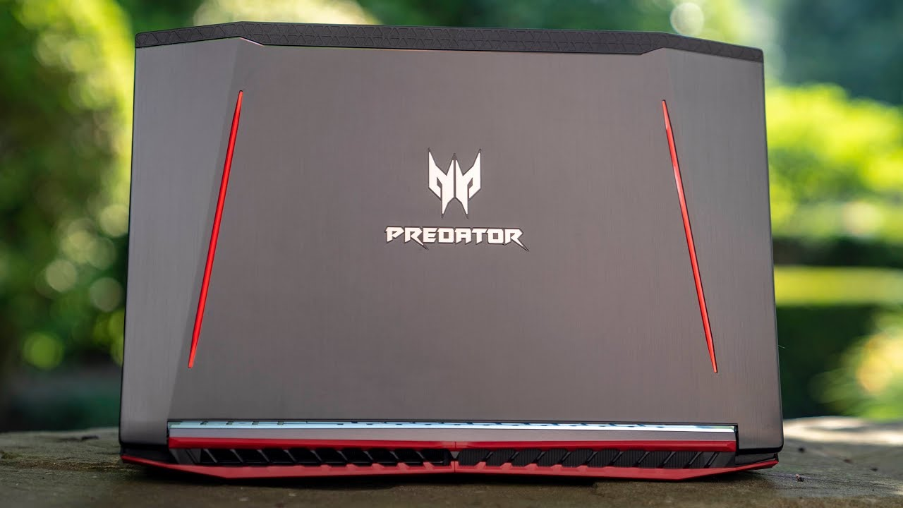 Acer Predator Helios 300 (2018) Review // Best Gaming Laptop for the Price?