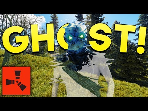 THE GHOST OF RUST!