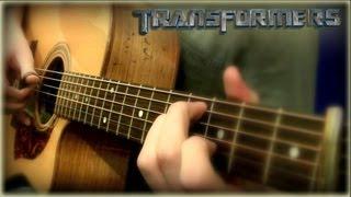 (Free Tabs) Arrival to Earth & Scorponok - Eddie van der Meer (Transformers)