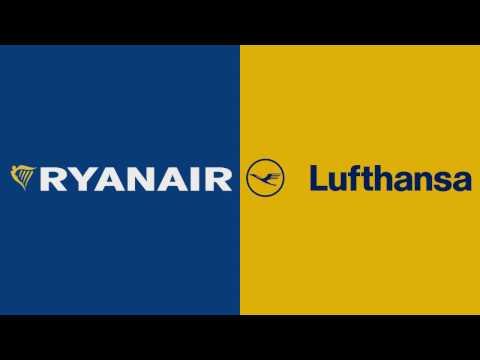 Ezio Cometto - HOLT Valuation Challenge 2016 - Ryanair vs Deutsche Lufthansa