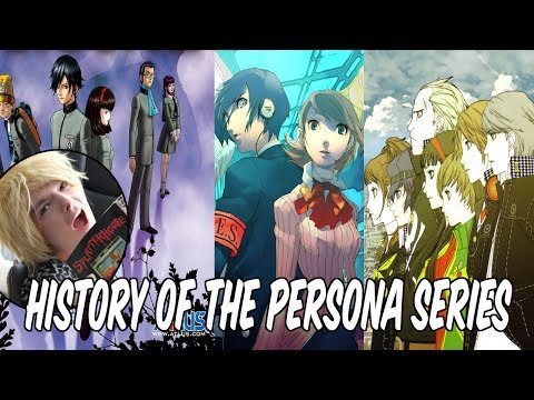 History Of The Persona Series