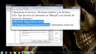 Solucionar Error de Windows Update