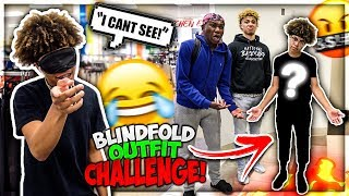 I'm Taking ALL OF IT Back!🤦��♂� || Hilarious BLINDFOLD Outfit Challenge!!😂🔥 *MUST WATCH!*