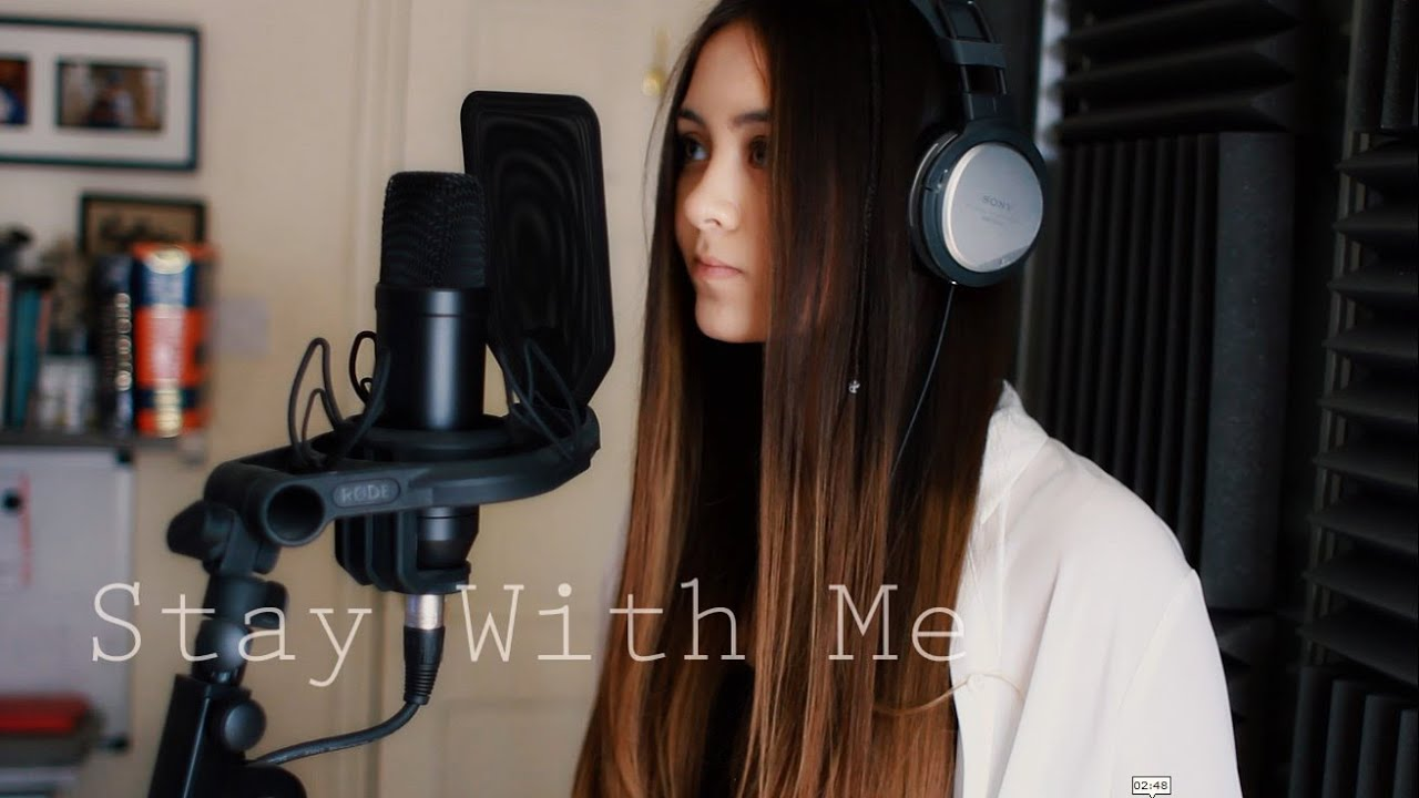 Sam Smith - Stay With Me (Cover by Jasmine Thompson) - YouTube