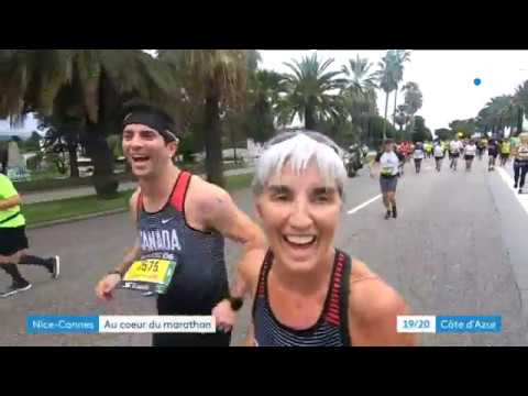 Marathon Nice-Cannes 2018 - Le résumé