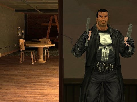 Xavier Plays The PUNISHER PS2