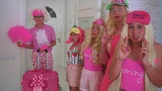 ПРИЕХАЛА Барби БАБУШКА ЗАНУДА!! Кто её Внучка?