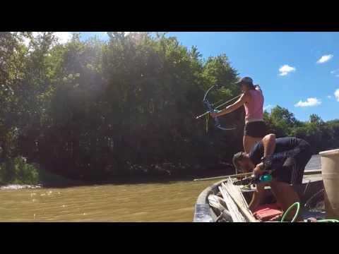 BowFishing Ohio River 2017