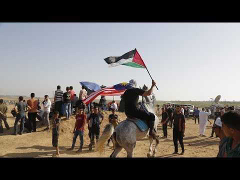 #WakeUp4Gaza - MAPIM saksi sendiri Israel tembak 40 orang penduduk Gaza