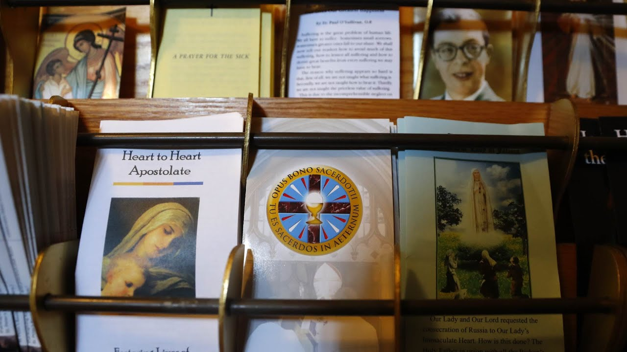 How nonprofit raised money for priests accused of sexual abuse