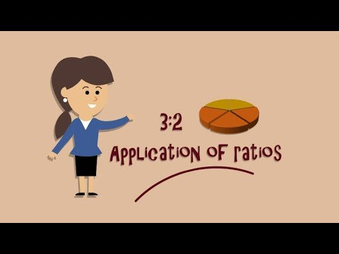 CA Foundation Business Mathematics - Application of ratios -Online class