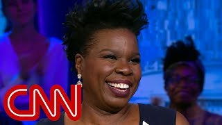Leslie Jones: America is 'way more' than Trump