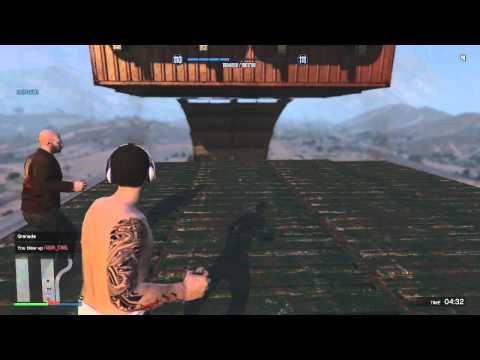 [PS4] GTA V Online! | UKGN Crew | Stunters vs Granada FAFR