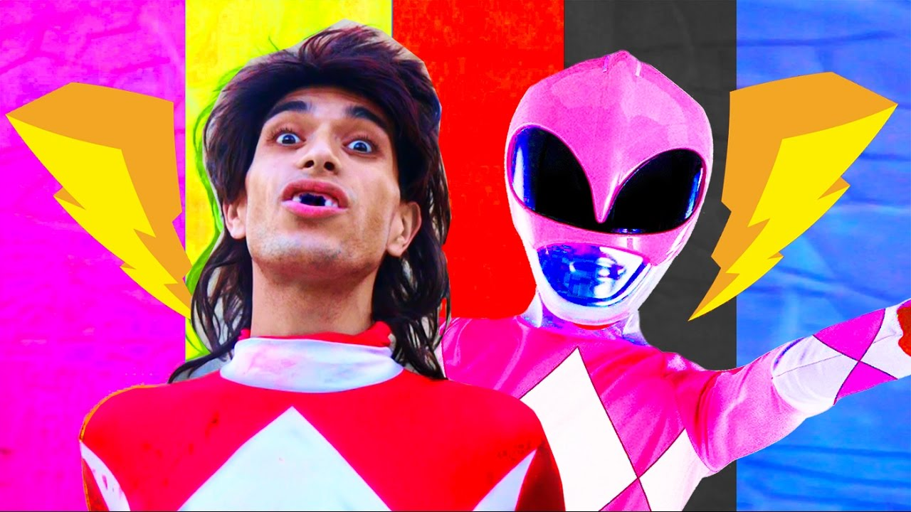 Is Morphings Time! (OFFENSIVE POWER RANGERS PARODY) - YouTube