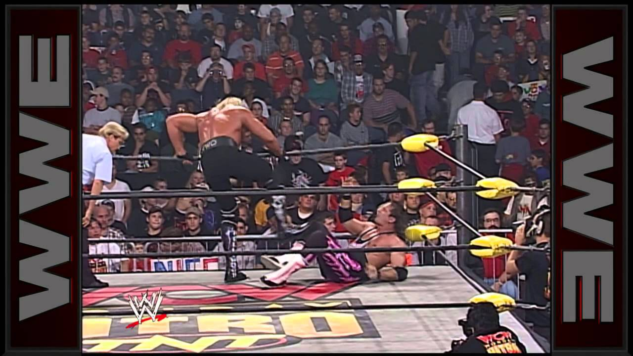 The undertaker vs the twin towers clip - 2 10