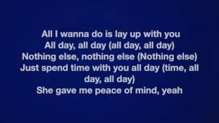 PARTYNEXTDOOR - Peace of Mind Lyrics