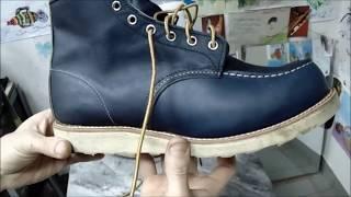 Обзор Red Wing 8882 - американских рабочих ботинок