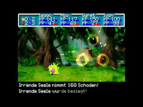 [#29] Let's Play - Golden Sun [Deutsch] - Der Wald von Mogall - Mit Jacaliah