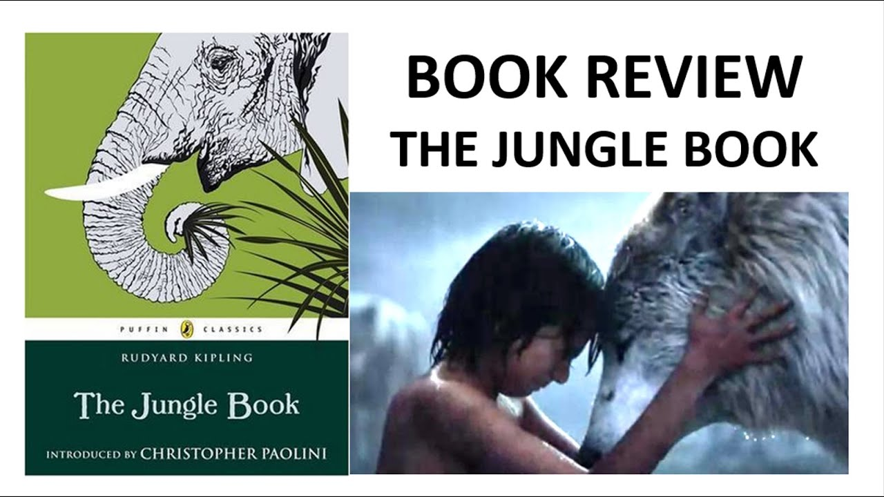 summary of the jungle book by kipling