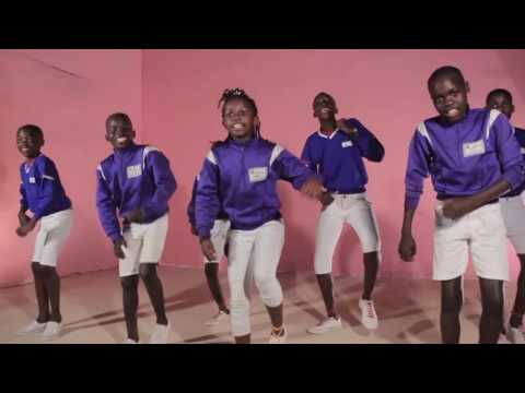 Kakana by Eddy Kenzo (Dance Cover) by Galaxy African Kids thumbnail