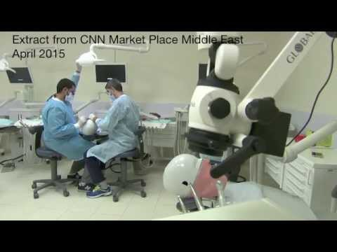 DHCC Coverage on CNN Market Place Middle East April 2015
