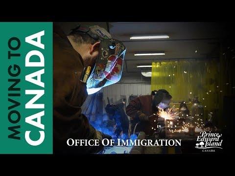 PEI PNP Immigration Profile - Rodrigo Visintin