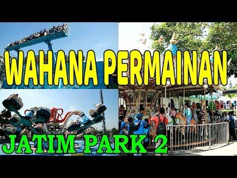 Wahana Ekstrim Octopus Jatim Park 2 Batu Secret Zoo Youtube