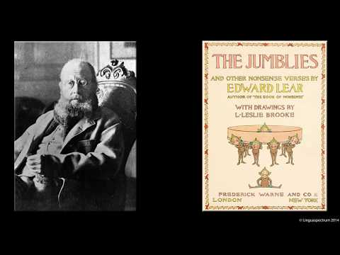 British English Vocabulary with The Jumblies by Edward Lear - Learn English