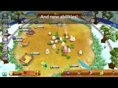 เกมส์ Farm Frenzy 4 เกมส์ทำฟาร์มเลี้ยงสัตว์(ภาคสี่)
