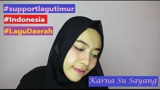 Karna Su Sayang - Near Ft. Dian Sorowea Acoustic Cover