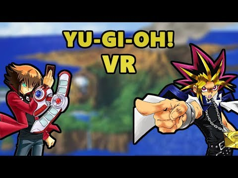 The Next King of Games in Yu-Gi-Oh! VR