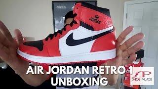 Air Jordan Retro 1 'Rare Air' Max Orange Colorway Unboxing