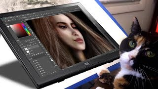 Unboxing Art Display Tablet &Review - does it REALLY perform for the price?! (gt-191)