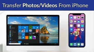 How To Transfer Files Between iPhone and PC