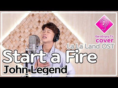 Start a Fire ( La La Land OST) - John Legend /with lyrics