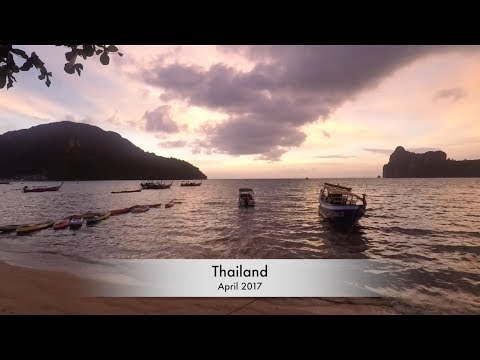 TRAVEL VLOG: THAILAND 2017