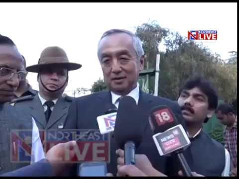 Japanese Ambassador visits Meghalaya