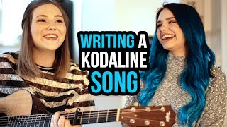 We Wrote Kodaline's New Single (kind of...)   Follow Your Fire