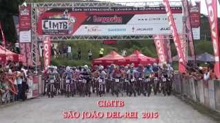CIMTB 2015 EM SÃO JOÃO DEL-REI