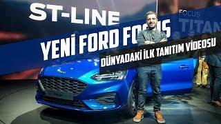 Yeni Ford Focus Dünyadaki İlk Tanıtım