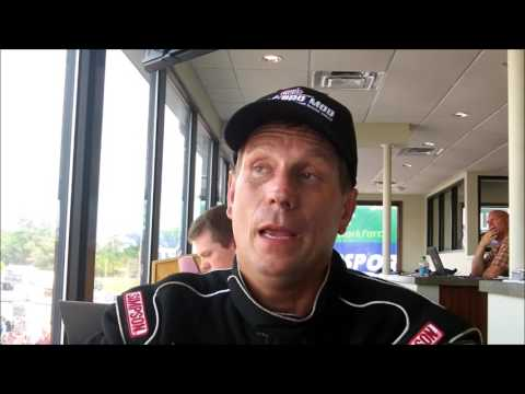Bill Glidden Pro Mod Winner Interview