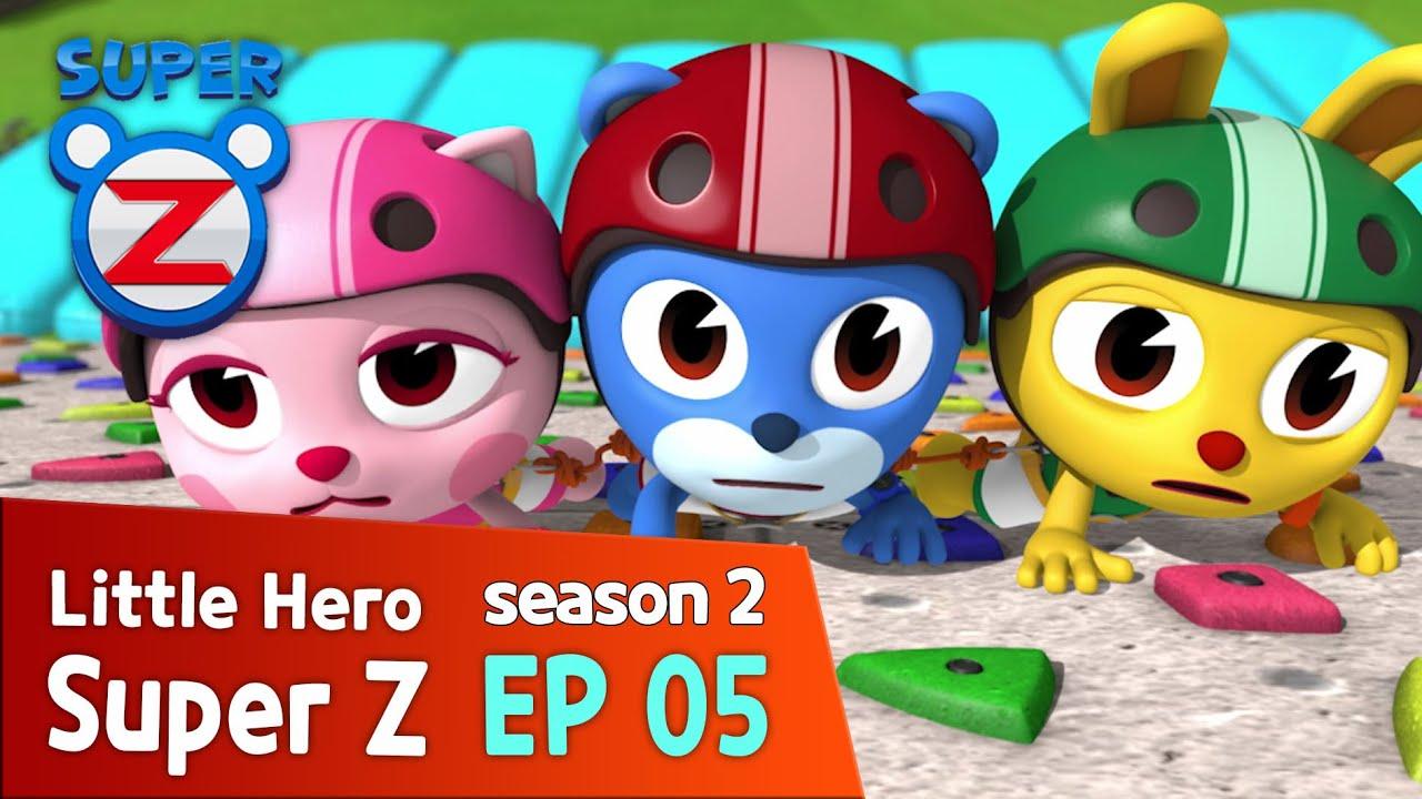Download [Super Z 2] Little Hero Super Z New Season l episode 05 l Special Training