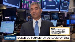 Moelis Co-Founder Remains Bullish on China M&A Activity
