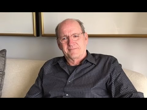 Richard Jenkins ('The Shape of Water') on incredible arc, secrets behind his poetic narration