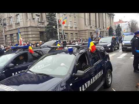 1 Decembrie 2017 - Parada Militara Timisoara
