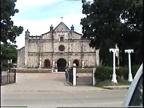 Drive from Cebu Mactan Airport north to Bogo, Cebu, Philippines