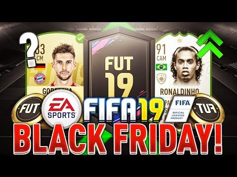 5 THINGS YOU MUST DO DURING BLACK FRIDAY! 💰- FIFA 19 BLACK FRIDAY MARKET CRASH TIPS GUIDE #3